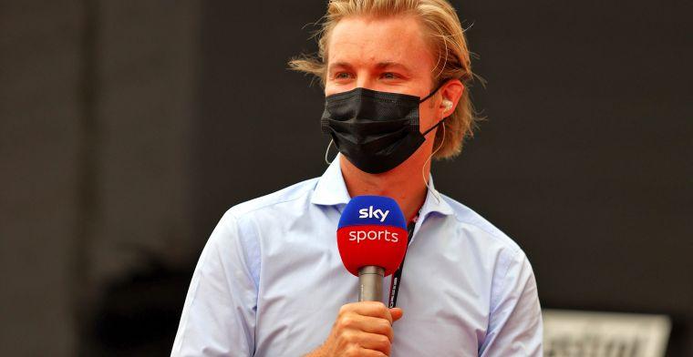 Rosberg kritisch op Mercedes-duo: 'Dramatisch! Gooi gewoon die deur dicht!'
