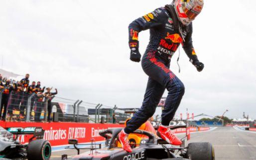 Mercedes 'ongerust' na overwinning van Verstappen: 'Had ik niet verwacht'
