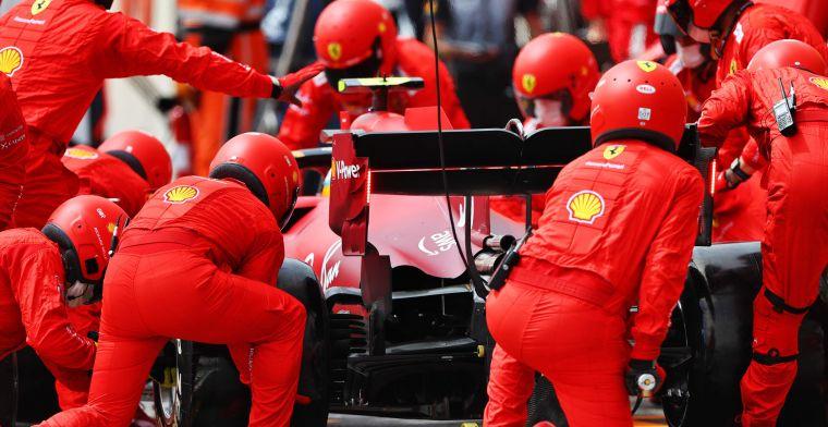 Ferrari has some explaining to do: 'That's why we fell so far back in France'