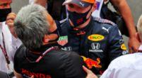 Afbeelding: 'Honda-motor van Red Bull was in Frankrijk net zo goed als die van Mercedes'