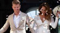 Afbeelding: F1 Social Stint   Nico Hulkenberg stapt in het huwelijksbootje met zijn vriendin