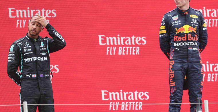 Maakt Verstappen wel kans op de Red Bull Ring? Hamilton is wel heel erg goed