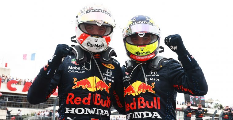 Verstappen's win in France marked a milestone for Red Bull Racing
