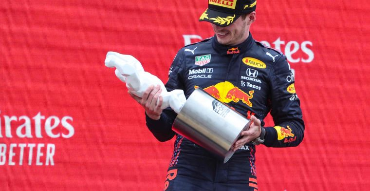 Verstappen strengthens his lead in the Power Rankings with a big win