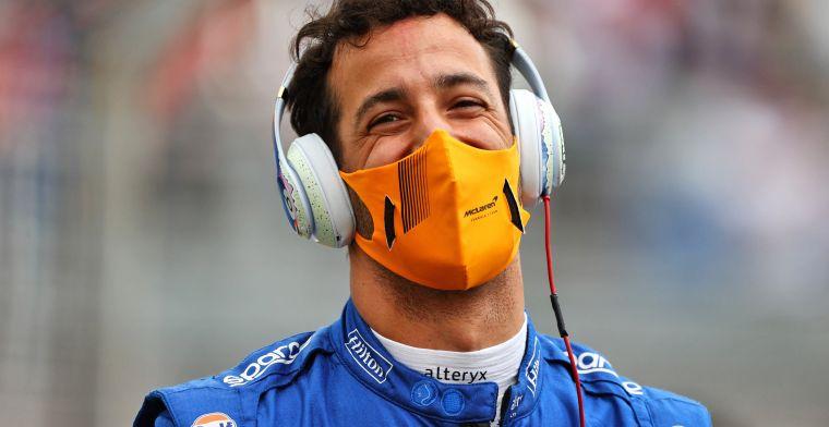 Ricciardo is struggling: 'It takes a lot more effort now'