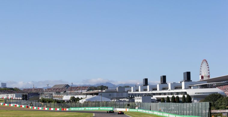 MotoGP race in Japan cancelled, what does this mean for Formula 1?