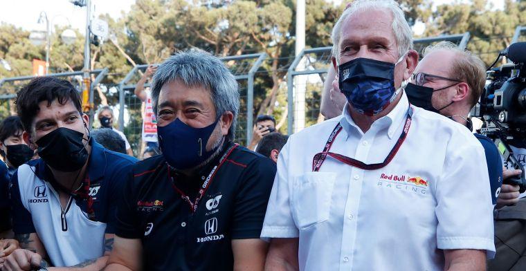 Marko thinks Perez is better than Bottas: He's more than Verstappen's wingman