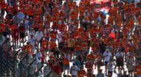 Afbeelding: Weer een zee van Oranjefans voor Verstappen: '140.000 toeschouwers in Oostenrijk'