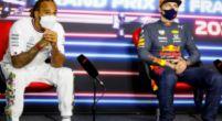 Afbeelding: Hamilton kon Verstappen nooit tegenhouden: 'Max was toen ook niet super agressief'