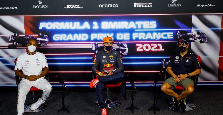 Verstappen licht toe: Laat Hamilton zich afleiden door focus op Red Bull?