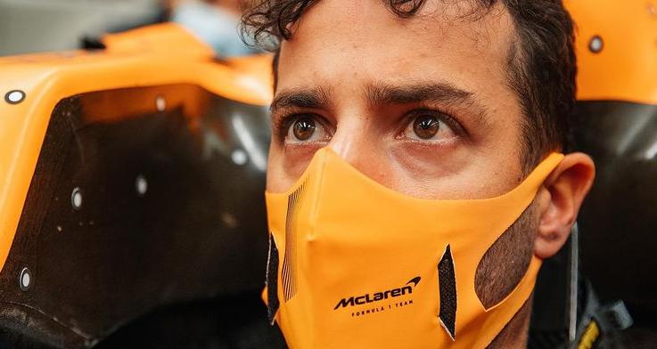 Ricciardo tevreden: 'Vanavond heb ik wel een paar schnitzels verdiend'
