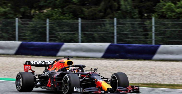 Samenvatting VT2: Verstappen snelste, bijzonder foutje van Bottas