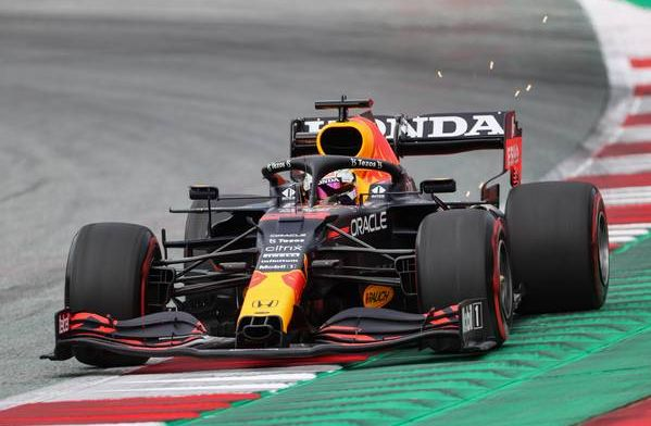 Two consecutive pole positions for Max Verstappen after P1 ahead of Styrian GP