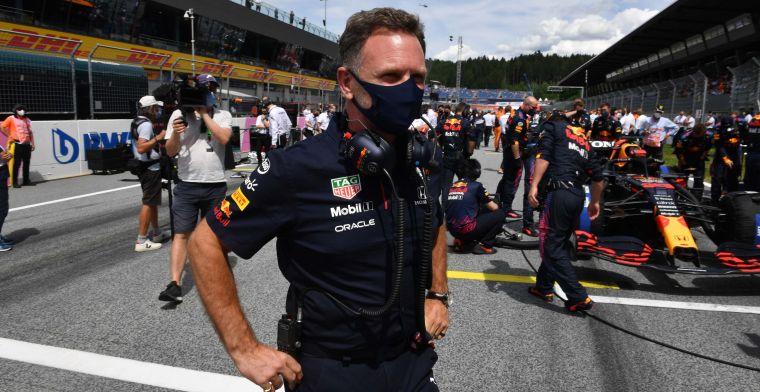 Horner: 'Verstappen has developed enormously'
