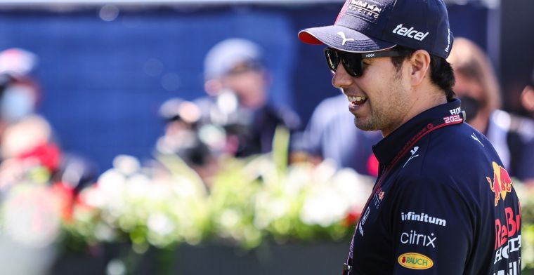 Perez has that 'extra experience' that Albon and Gasly didn't have