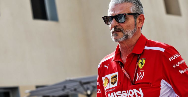 Arrivabene now goes to work for another Italian powerhouse