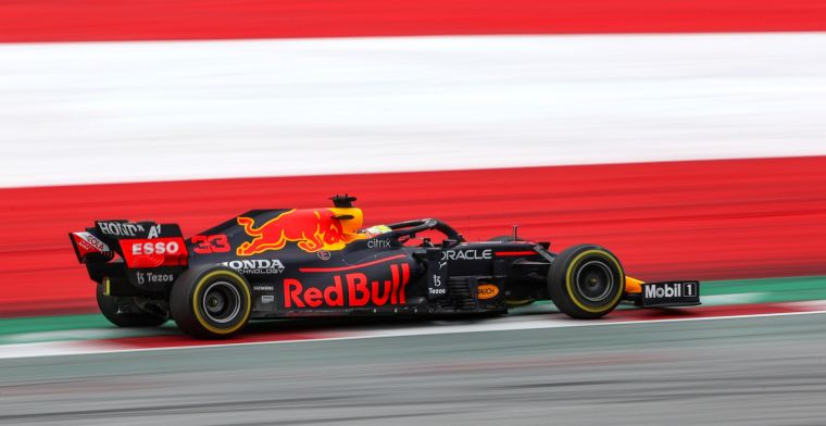 Samenvatting van vrijdag: Vertrouwen bij Red Bull, Hamilton laat zich zien