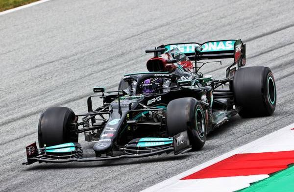 Report | Hamilton bounces back by topping FP2 in Austria