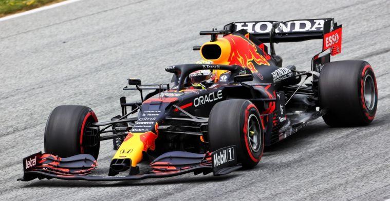 Max Verstappen cruises to top spot in FP1 in Austria