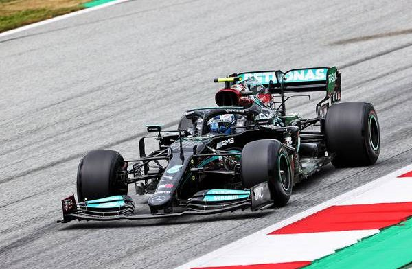 Breaking: Bottas called to the stewards, Mercedes' day could get worse