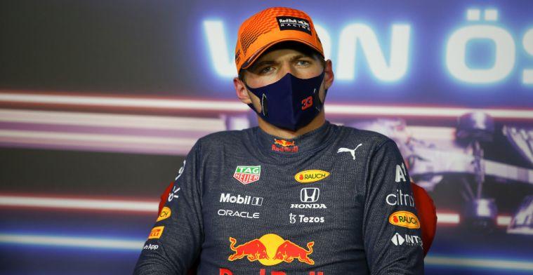 Verstappen geniet van oranje fans in Oostenrijk: Je kunt ze bijna niet missen