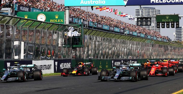 F1 wants 23 races in 2021: These are the possible replacements for Australia