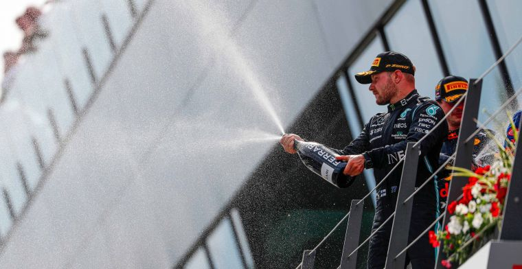 Mercedes explains team orders: 'Hamilton understood that'