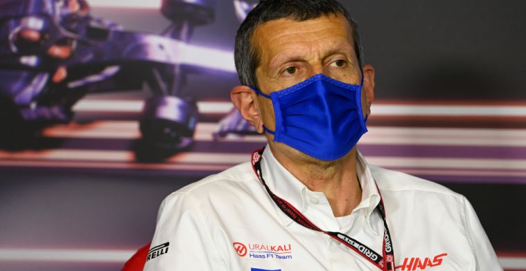 Steiner on triple headers in F1: 'Would rather see more double headers'