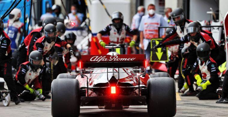 Alfa Romeo delays announcement of 2022 duo: 'Doubts over Raikkonen'