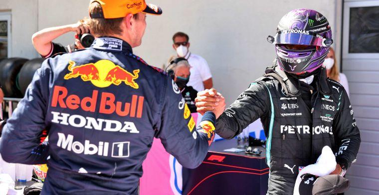 Brundle heeft een duidelijke favoriet: 'Mercedes moet nu gaan winnen'