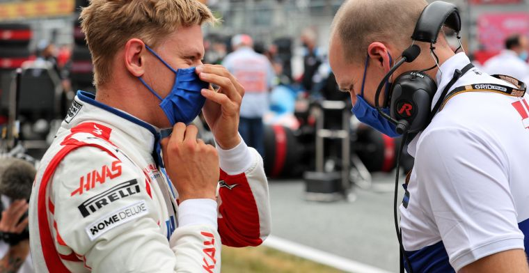 Schumacher: 'Tyres in Formula 1 are like an open book'