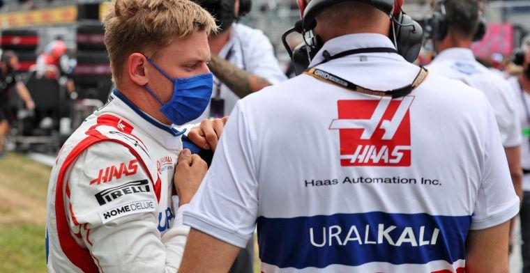 'I hope Schumacher gets a car that allows him to showcase his talent'