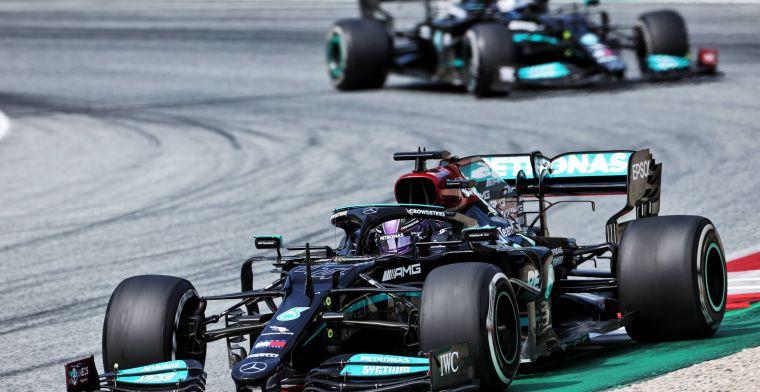 Twijfel over voordeel Mercedes: Of dat publiek Hamilton gaat helpen betwijfel ik