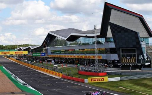 WATCH LIVE   F1 2021 Silverstone Celebrity race off!