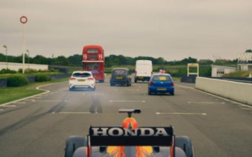 Verstappen races against the 'Best of British'