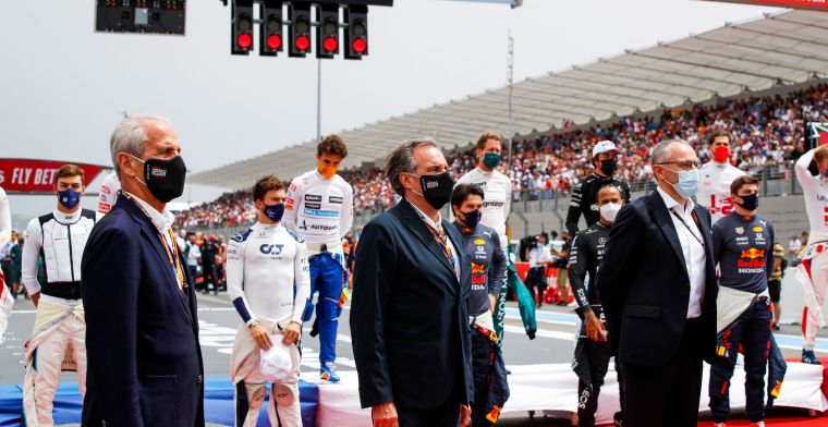 Formula 1 responds to findings Hamilton Commission, announces new initiatives