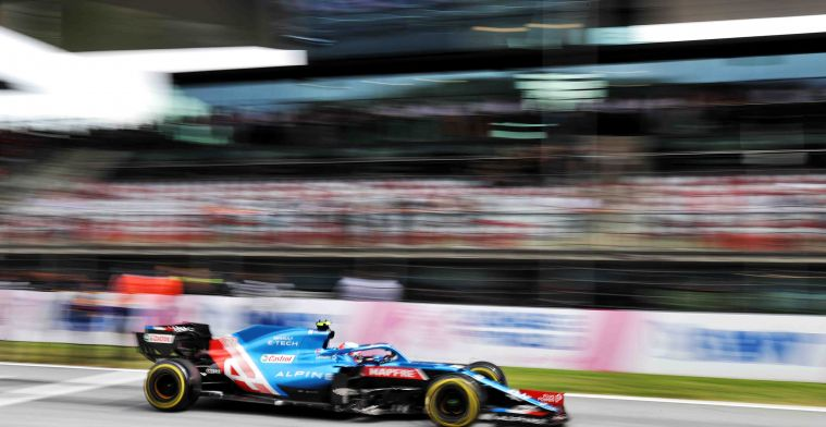 Ocon hopes to regain form with new chassis for Silverstone