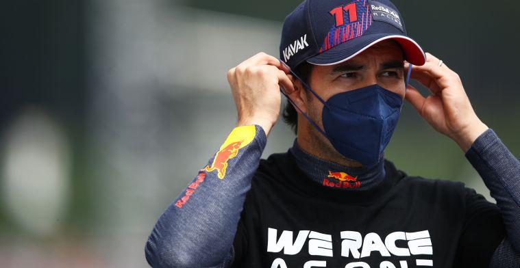 Perez reacts to Austria fiasco: You're always smarter with hindsight