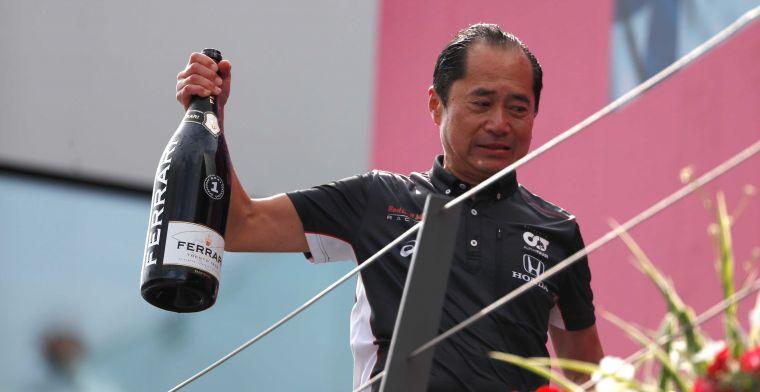 'Honda wil elke race en kampioenschap winnen waaraan het meedoet'