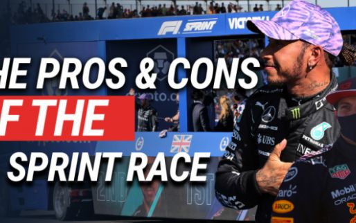 The pros and cons of the F1 Sprint race and what would we change?