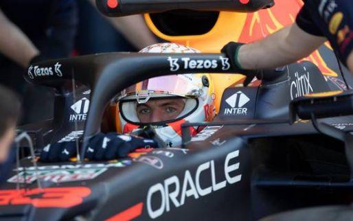 Listen: Verstappen's team radio after crash