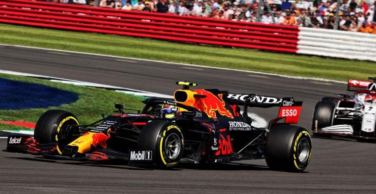 Race control lenient: No penalties for Perez or Raikkonen