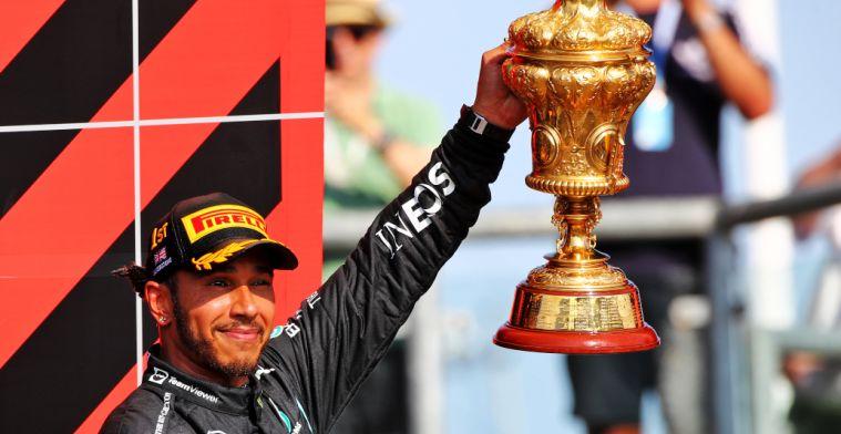 Hamilton zag Leclerc wel 'respect tonen' tijdens inhaalactie