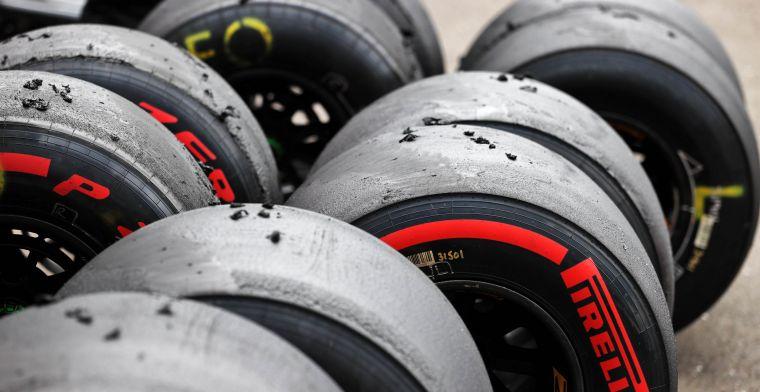 Pirelli voorspelt: Bottas en Verstappen hebben bandenvoordeel op Hamilton