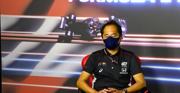 Honda na crash Verstappen: Moeilijk te nemen resultaat voor ons