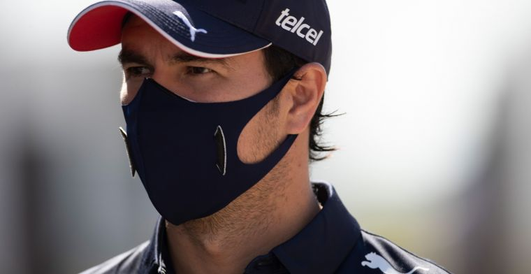 FIA confirms Perez will have to start from the pit lane at Silverstone