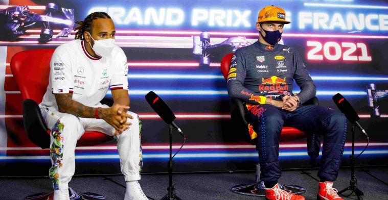 Stewards penalise Lewis Hamilton: Ten second penalty