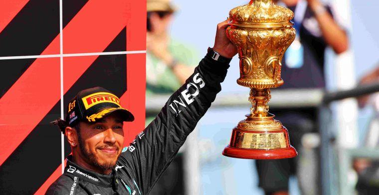 'Manier waarop Lewis wint, kan ik als sportman enkel respect voor hebben'