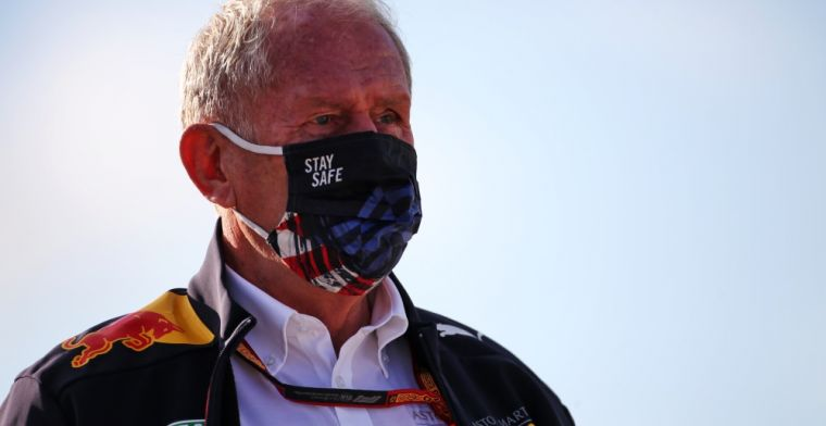 Marko: 'We are not going to lower ourselves to the level of Mercedes'