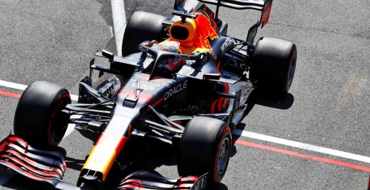 Publiek Ziggo Sport schakelt in na crash Verstappen